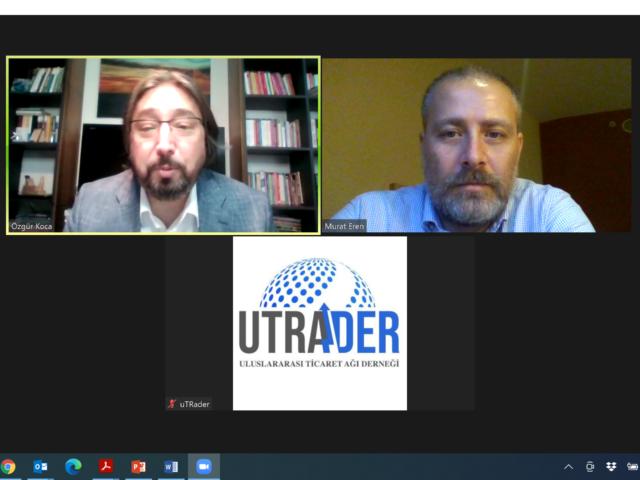 UTRADER - Vakalar ile Dış Ticarette Acentelik ve Distribütörlük Sözleşmeleri